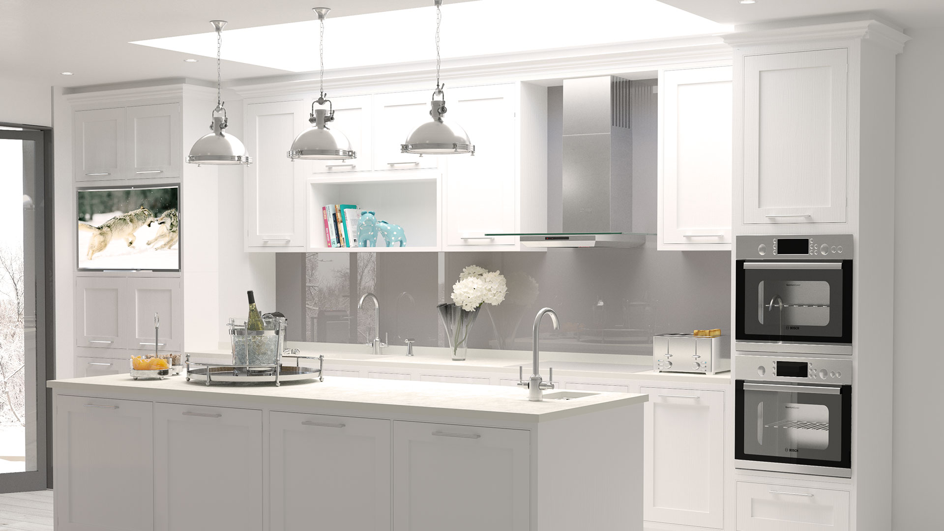 Handmade Bespoke Kitchens by Broadway London and South East