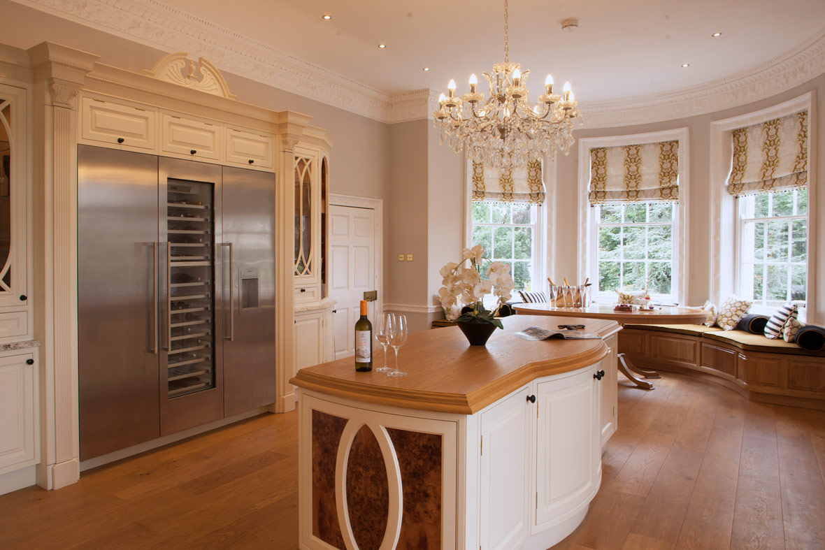 Broadway Mayfair Victorian Kitchen Handmade Bespoke Kitchens By Broadway London And Essex