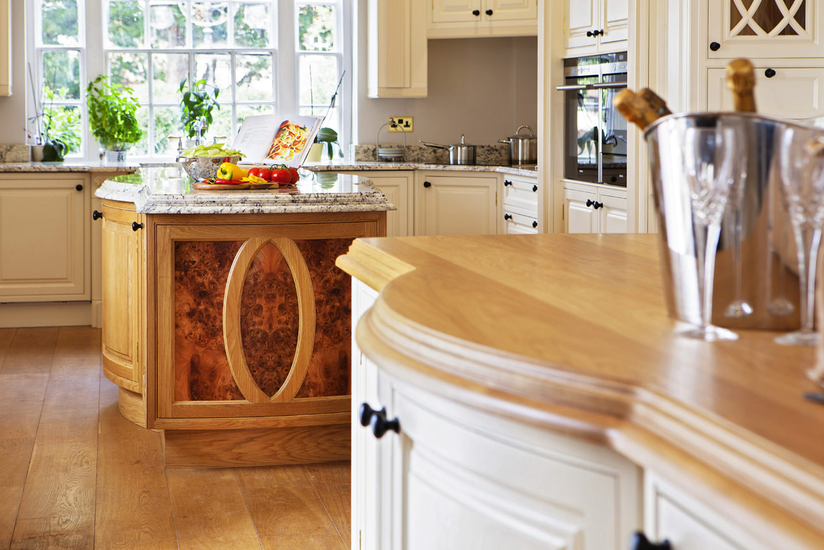 Broadway Mayfair Bespoke Victorian Kitchen
