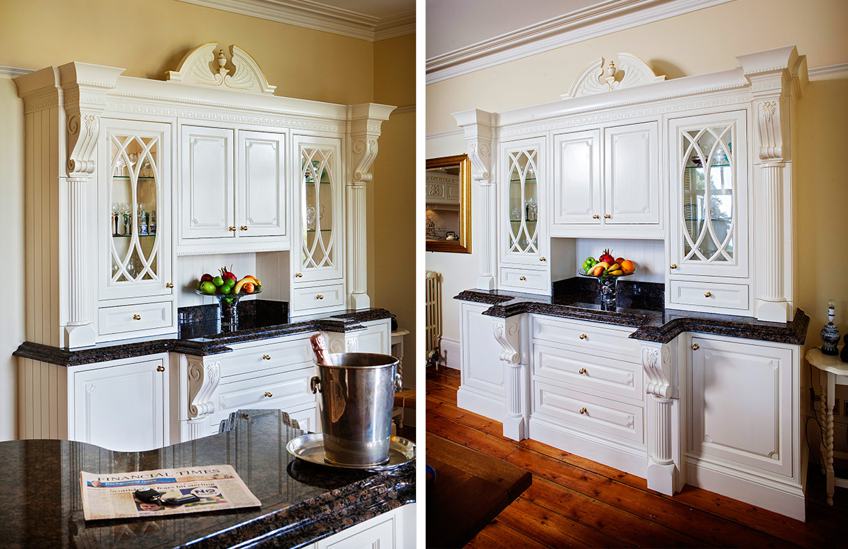 Broadway Luxury Edwardian Kitchen