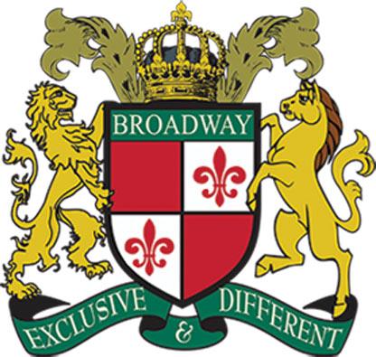 broadway crest