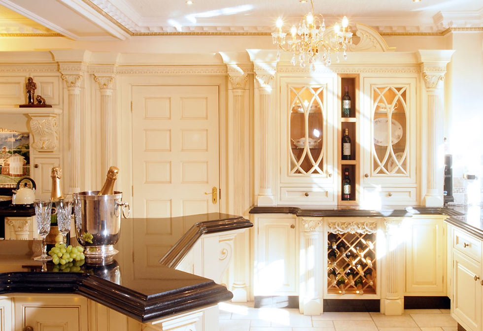 Broadway Luxury Knightsbridge Victorian Kitchen