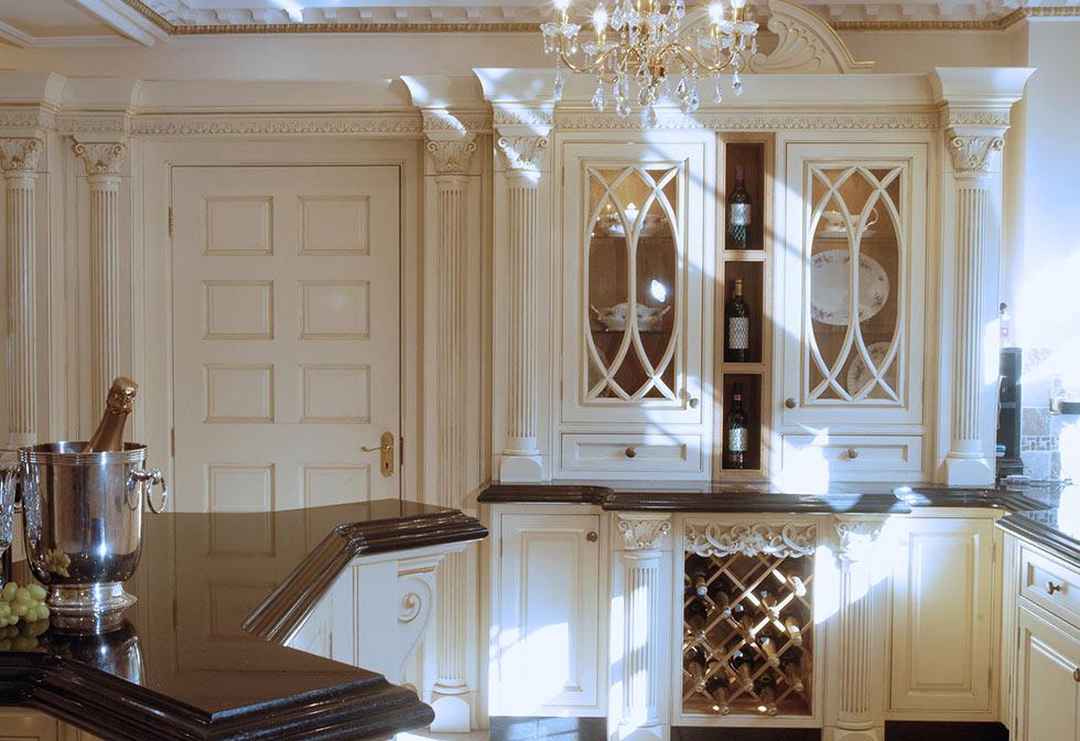 Broadway Luxury Knightsbridge Victorian Kitchen